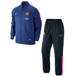 Trainingsanzug FC Barcelona 2014-15 Nike (Royal-Rosa)