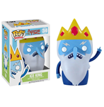 Adventure Time POP! Vinyl Figur Ice King 10 cm
