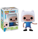 Adventure Time POP! Vinyl Figur Finn 10 cm
