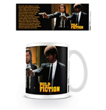 Pulp Fiction Tasse Guns