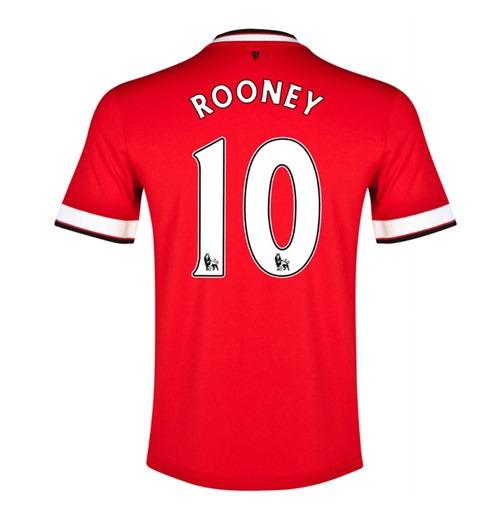 Rooney Trikot