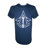 T-Shirt Assassins Creed  Unity Logo - L