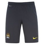 Shorts Manchester City FC 2014-2015 Away Nike für Kinder