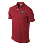 Polohemd Paris Saint-Germain 2014-2015 Nike Authentic League
