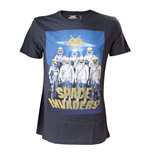 T-Shirt Space Invaders  118111