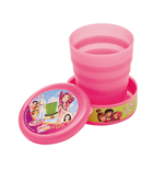 Mia and Me klappbarer Becher (240 ml) 8x9 cm