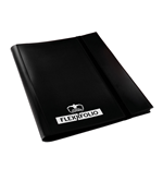 Ultimate Guard 4-Pocket FlexXfolio Schwarz
