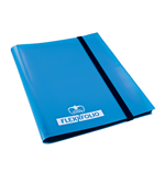 Ultimate Guard 4-Pocket FlexXfolio Blau