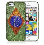 iPhone Cover Brasilien Fussball 118833
