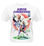 Shirts 2000AD Judge Anderson - Judge Anderson 2