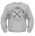 Sweatshirt All Time Low - Sea Sick