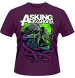 T-Shirt Asking Alexandria Night Slime