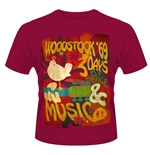 Shirts Woodstock 119382