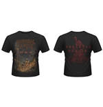 Shirts Cannibal Corpse  A Skeletal Domain 2