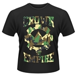 Crown The Empire T-Shirt RUN AND HIDE