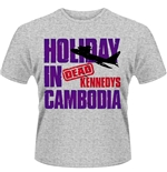 T-Shirt Dead Kennedys  Holiday In Cambodia 2