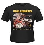 Shirts Dead Kennedys In God We Trust