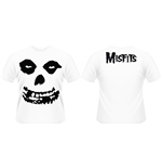 T-Shirt Misfits All Over Skull