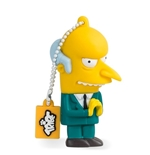 "USB Stick Die Simpsons  ""Mr. Burns: 8 GB"