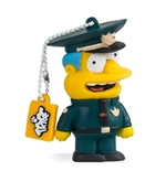 "USB Stick Die Simpsons  ""Chief Wiggum"" 8GB"