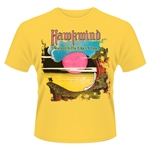 Shirts Hawkwind Warrior On The Edge
