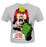 Shirts Judge Dredd 120491