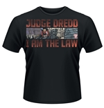 Shirts Judge Dredd 120492