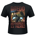 Shirts Judge Dredd 120498