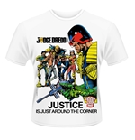 Shirts Judge Dredd 120499