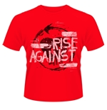 Shirts Rise Against Free Rise 2 in rot