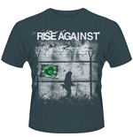 Shirts Rise Against  Borders 2