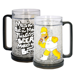 Simpsons Tasse Freezer