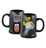 Simpsons Tasse Spinning 3D