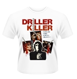 T-Shirt Driller Killer 121152