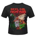 Shirts Devil Girl From Mars 121181