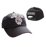 Sons of Anarchy Baseball Cap Dead Logo black