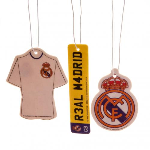 Air Freshener Real Madrid