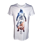 T-Shirt Assassins Creed Unity Shades of a Revolution - L
