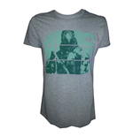 T-Shirt DESTINITY Warlock on Green Blocks - L