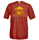 T-Shirt Giallorossi Supporter