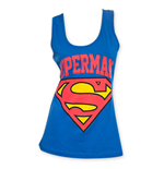 Top Superman für Frauen