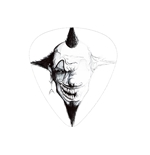 "Fender ""Medium"" Guitar Pick - THE FRENCH MIST"