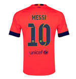 Trikot FC Barcelona 2014-15 Away (Messi 10)