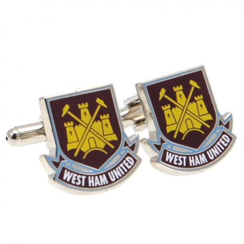 Manschettenknöpfe West Ham United