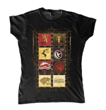 T-Shirt Game of Thrones 123722