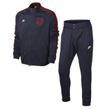 Trainingsanzug FC Barcelona 2014-2015 Nike N98 Covert Warmup