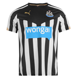 Trikot Newcastle 2014-2015 Home