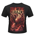 T-Shirt Suicide Silence  124273