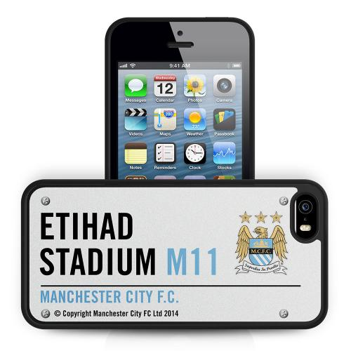 iPhone Cover Manchester City FC 124337