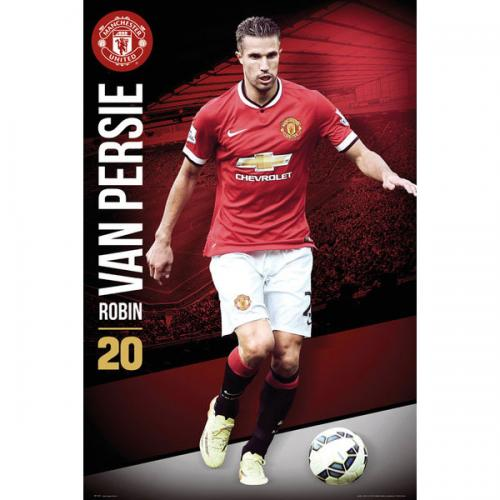 Poster Manchester United FC 124393